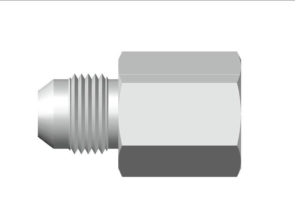 37 Flare NPT Female Connector