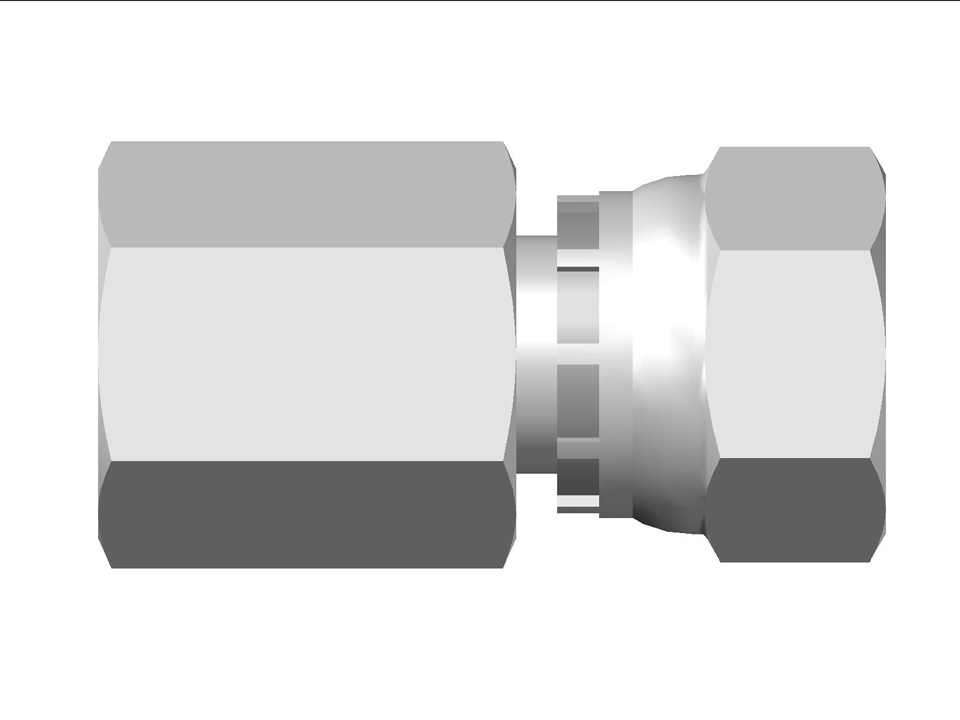 37 Flare Swivel NPTFemale Connector
