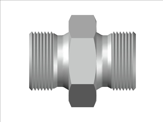 Male Adapter BSP (Parallel) Thread