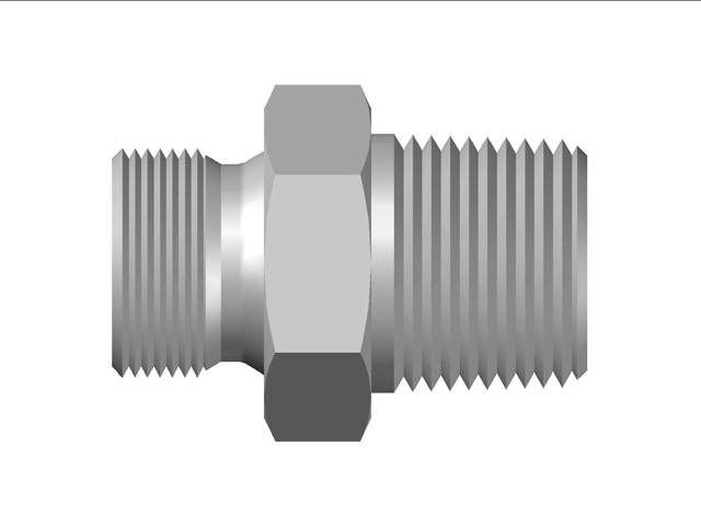 Male Adapter BSP (Parallel) to NPT Thread
