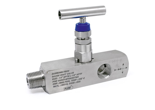 Gauge / Root Valve Series : VGR23