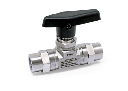 High Pressure Ball Valve Series : VB81