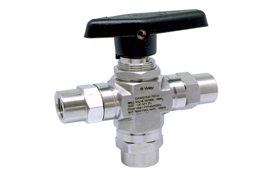 High Pressure Ball Valve Series : VB91