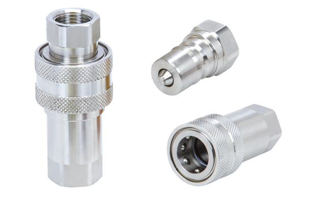 Quick Connect Couplings to ISO 7241-1