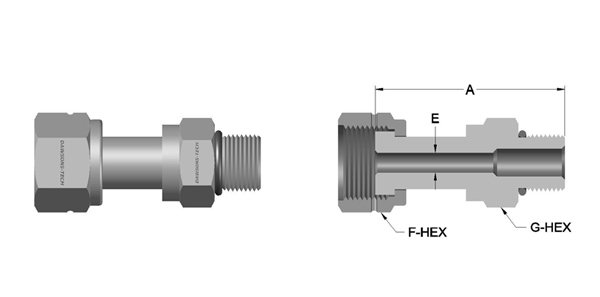 04-Swivel-Male-Connector-(SAE-MS-Straight-Thread)