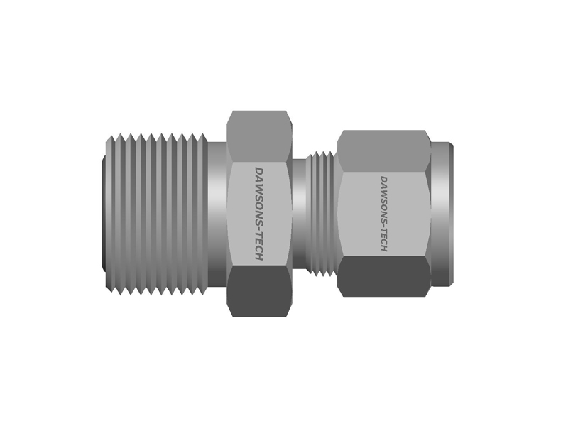 Compression Tube Fitting Connector