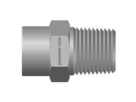 Tube-Socket-Weld-Male-Connector