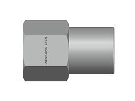 Tube-Socket-Weld-Female-Connector