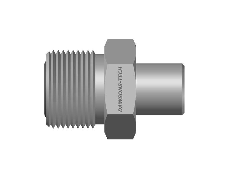Tube-Socket-Weld-Connector