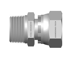 37 Flare Swivel NPT<br />Male Connector