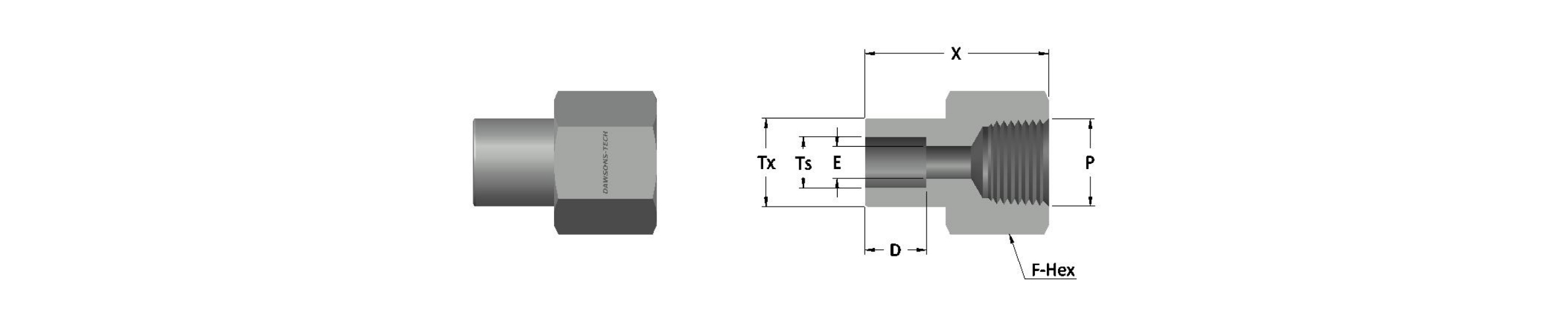 03 Female Connector