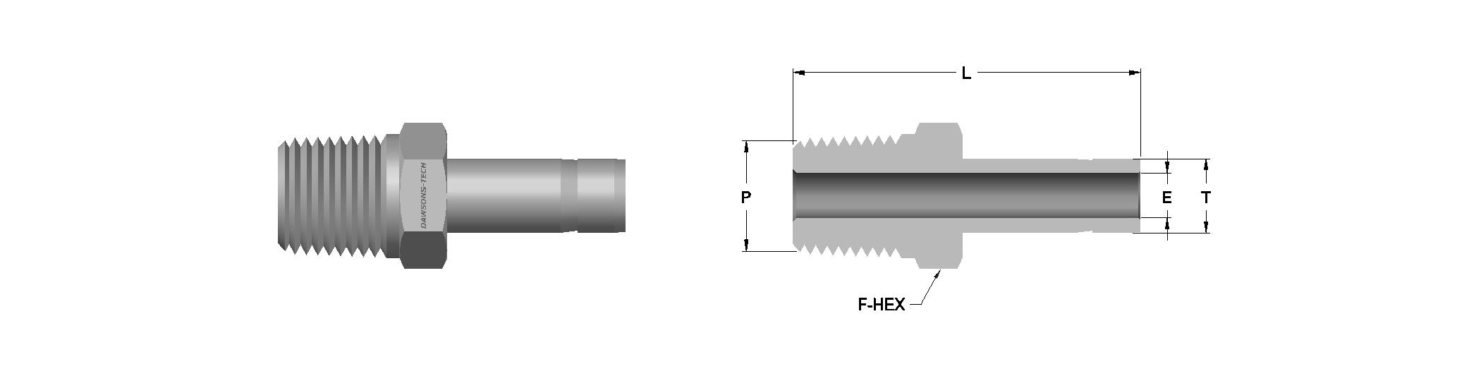 01 Male Adapter (NPT)