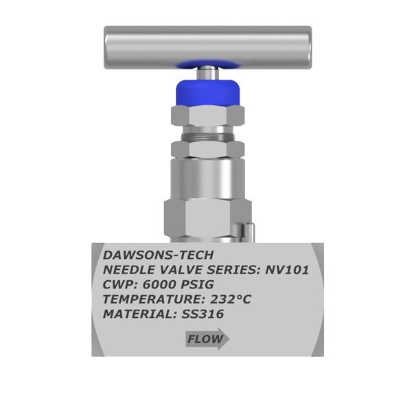 Instrumentation Needle Valve Series : NV101