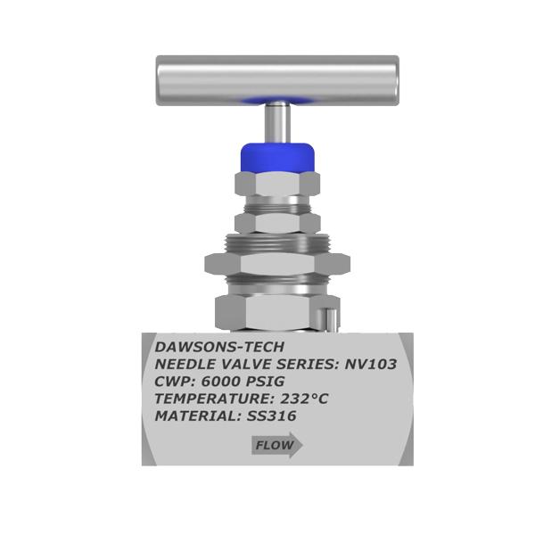 Instrumentation Needle Valve Series : NV103
