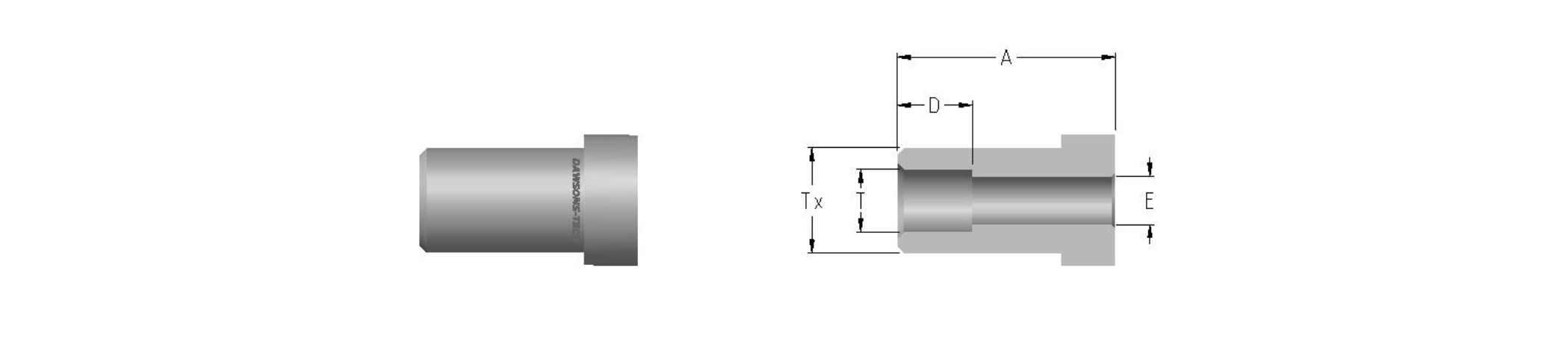 02 Tube SOcket Weld Gland