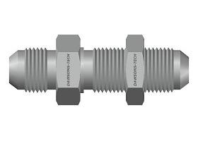 37 flare-bulkhead-union