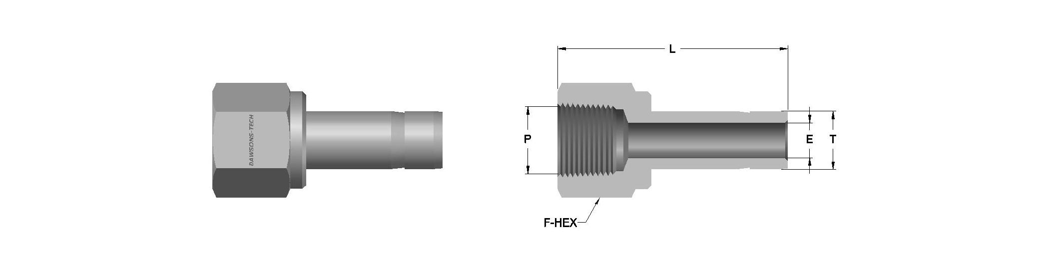 07 Female Adapter (BSP)