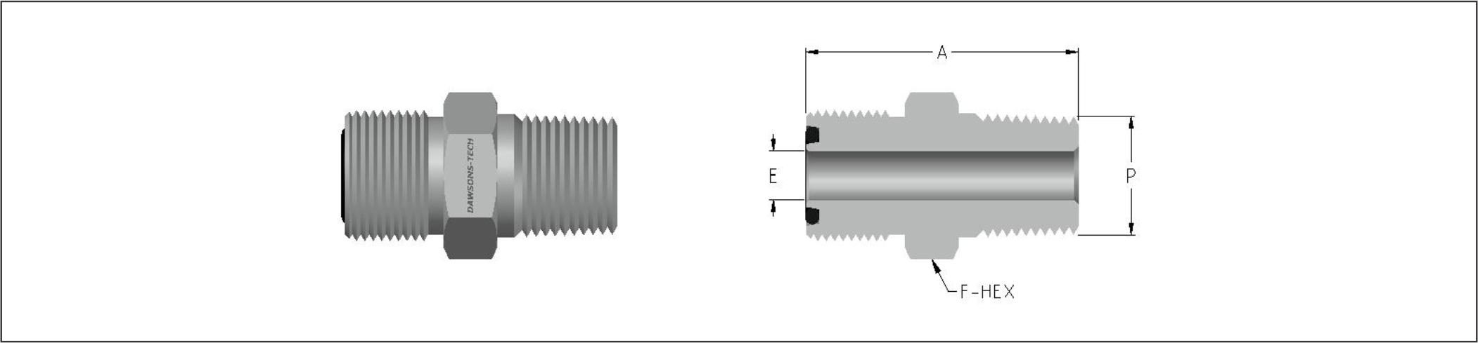 11 Weld Connector
