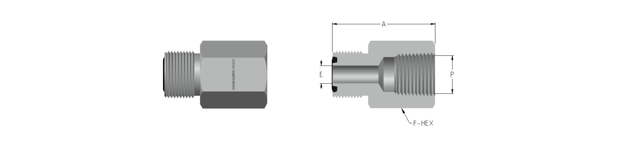 13 Female Connector