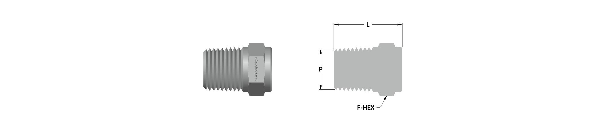28 Pipe Plug (NPT) Threads