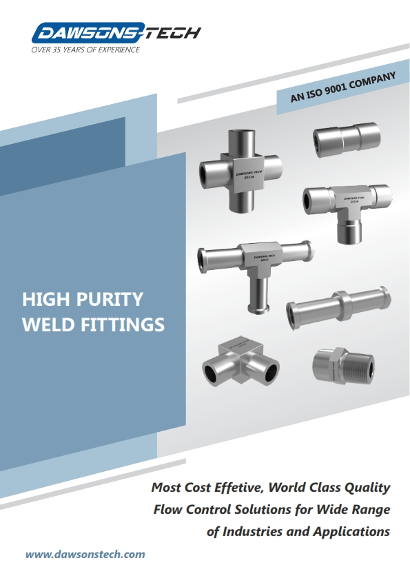 High Purity Weld Fittings