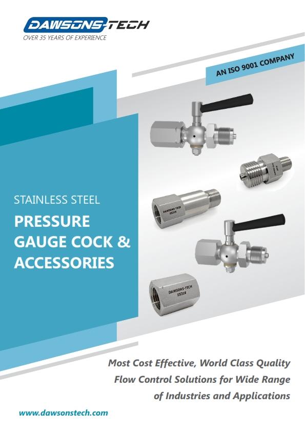 Pressure Gauge Cock & Accessories