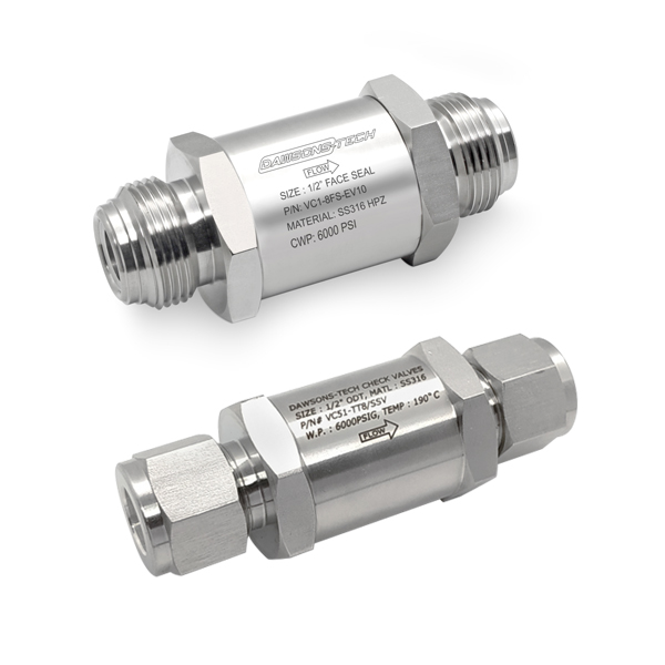 Instrumentation Check Valves Series : VC51