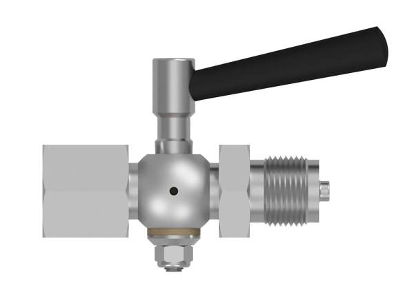 Pressure Gauge Cock Series : VGC01