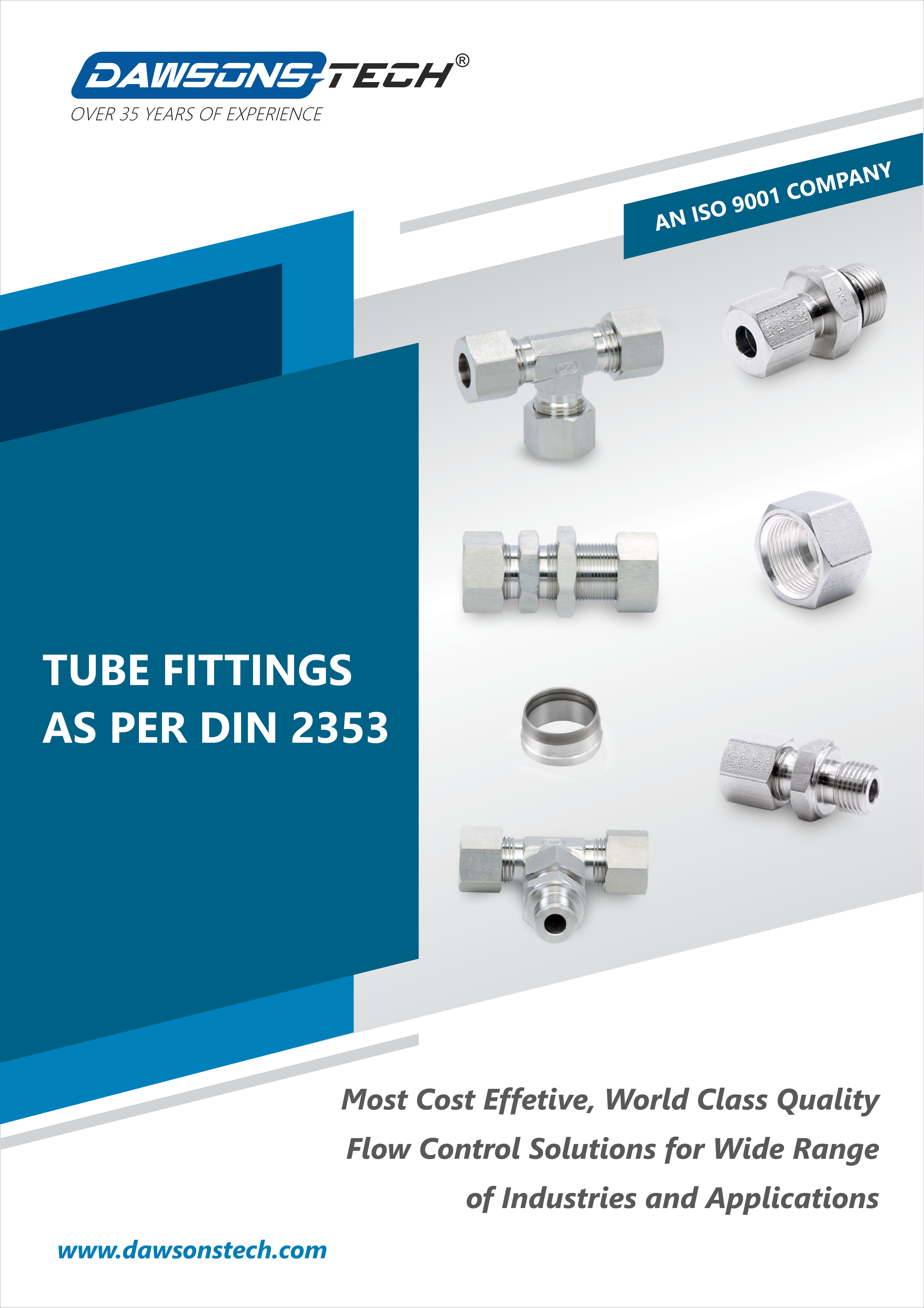 Tube Fittings to DIN 2353